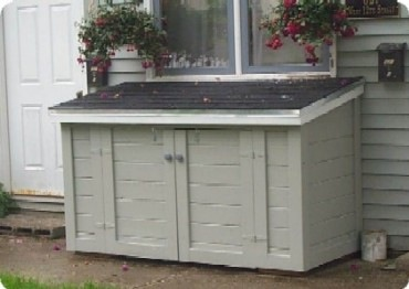 build trash can shed must see cheap wooden sheds nz garden shed design ...