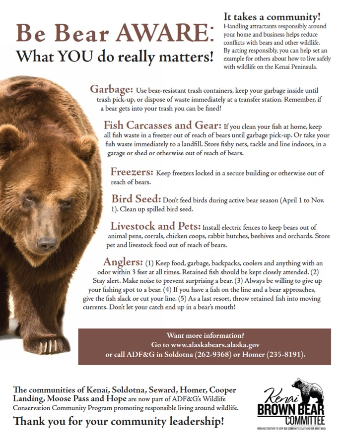 Bear Resistant Garbage Cans